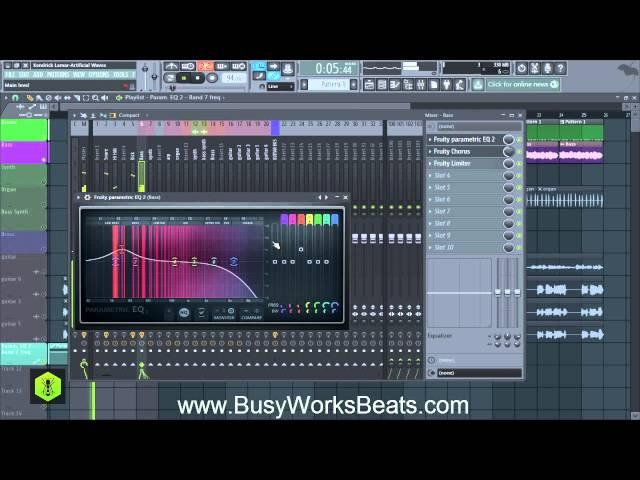 Mix Beats In FL Studio 12