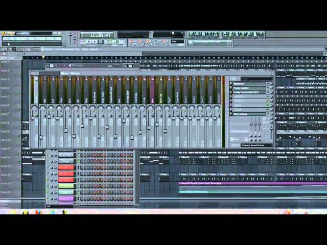 How To Track Out Your Song - Mixing And Mastering - FL